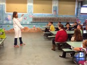 Mad Science at Riverbend! Afterschool Program is a Big Hit!
