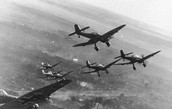 The Divebombers using the Blitzkrieg