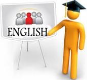 اولا: كورسات اللغات English Language courses