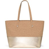 Bond Street Tote - Metallic Mink was $118 now $59