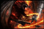 What The Balrog represents