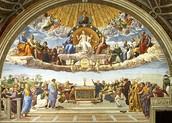 La disputa del sacramento (1509-1510)
