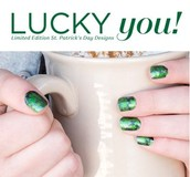 Limited Edition St. Patty's Day styles