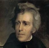 Andrew Jackson's background