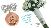 Beautiful wedding accents and gifts
