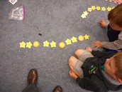 Active Math in Colleen Dwyer's first grade room