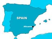 Poblacion de Alicante, Espana