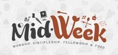 Midweek Lineup Begins September 16 @ 6:30 PM