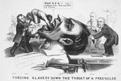 1856 Editorial Cartoon