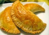 Amazing crispy empanandas