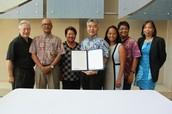 Governor Ige signs marijuana dispensary bill into law at JABSOM