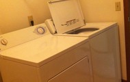 NEW Fullsize washer & Dryer!