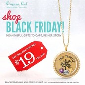 Family Tree Locket Look $19