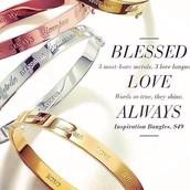 Inspiration Bracelets, $49.00 Each
