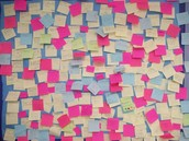 Positive Post it Project