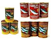 Family's Brand Sardines