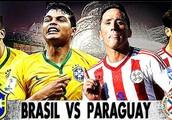 Parguay v.s. Brazil