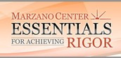 The Marzano Center Essentials of Rigor is Coming to San Antonio!