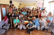 Youth exchange in Pazardjik