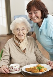 Is caring for an elderly loved-one becoming too much to handle on your own?