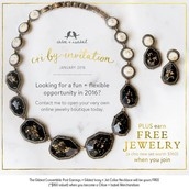 Invite a friend - you both will get amazing jewelry!!