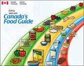 Canada's food guide!