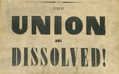 South Secedes 1860-1861