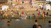The importance of the Ganges River to Hindus