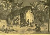 Slave House in Brazil