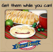 PANTHER CHOIR SELLING BUTTER BRAIDS