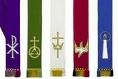 Colores liturgicos
