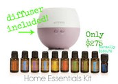 Enroll with Home Essentials Kit!