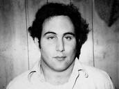 "Richard David Berkowitz ""Son of Sam"""