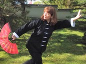 Linda Ebeling; Certified Tai Chi Instructor, Senior Trainer for Tai Chi for Health Institute