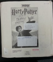 Harry Potter in Braille