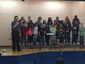 Great Performance by the 5th Grade