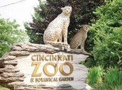 First Stop: Cincinnati Zoo