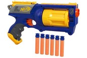 Training and entertainment: Nerf gun