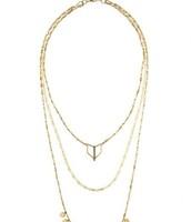 Terra Layering necklace- Orig $79-- SALE $40