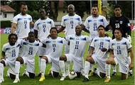honduras football team that are undefeated in 2009
