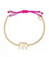 Wishing bracelet elephant