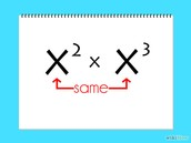 Multiplying Numbers with Exponents