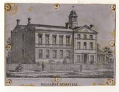 A medical center at the goldfields 1851