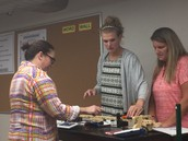 GT Physics Teachers become Students for a day!