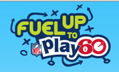 Wednesday, October 6: Walk to School Day & Fuel Up to Play 60 Kick-Off