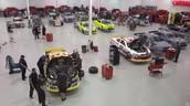 Race Floor