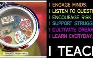 I ❤ TEACHERS!