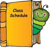ALPHA Schedule