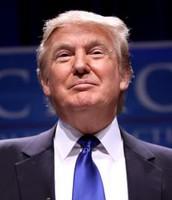 Republican Presidential candidate Donald J. Trump