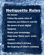 The Rules of Netiquette